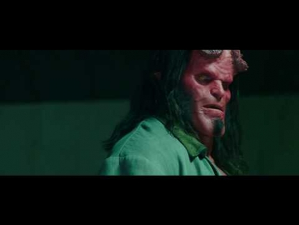 """Hellboy""  Trailer is here!!!!"