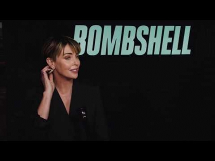 BOMBSHELL RED CARPET CHARLIZE THERON