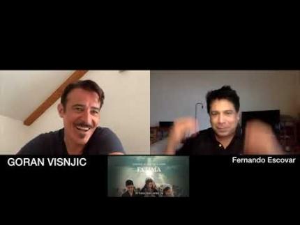 """""""GORAN VISNJIC""""  interview - FATIMA"""