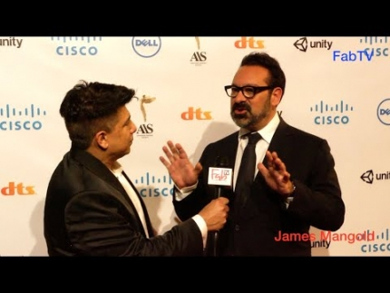 "James Mangold arrives at ""The 11TH ANNUAL LUMIERE AWARDS"""