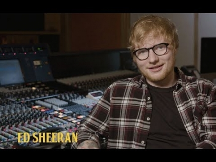 EXCLUSIVE!   Ed Sheeren  'Yesterday'  bts behind the scenes