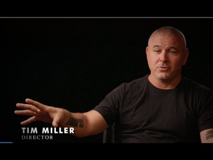 "Terminator ""dark fate"" with director Tim Miller"