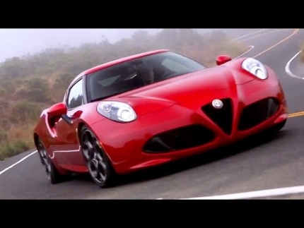 2015 Alfa Romeo 4C Review - Kelley Blue Book