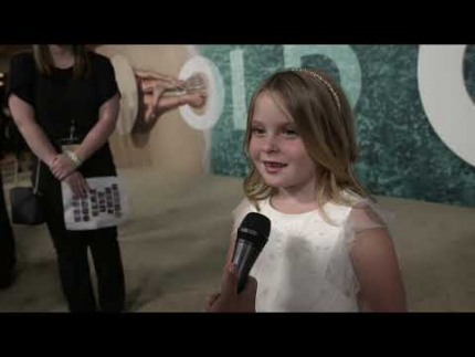 """""""Old"""" Premiere Interview with cute actress \'Kyle Bailey\'"""