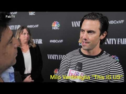"Milo Ventimiglia of  ""This IS US"" at Vanity Fair"