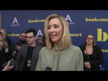 "Lisa Kudrow at the ""Booksmart""  premiere"