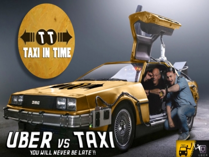 Taxi in Time (Gianluca Fratellini) - ROS Film Festival