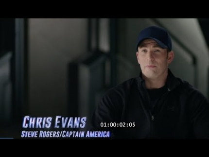 "Avengers Endgame "" behind the scenes"" with Chris Evans ""Captain America"""