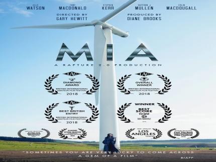 Mia A Rapture (Gary J Hewitt) - ROS Film Festival
