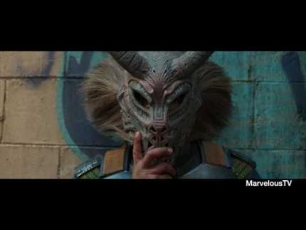 'BLACK PANTHER' exclusive trailer on MarvelousTV