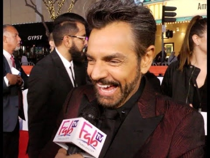 "Eugenio Derbez  ""OVERBOARD"" premiere on FabTV"