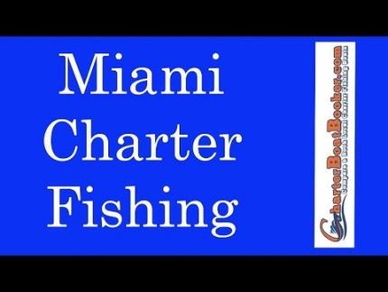 Miami Charter Fishing - Charter Boat Booker