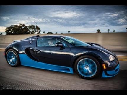 Bugatti Veyron - Documentary