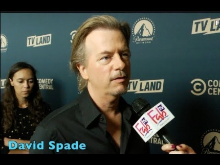 "David Spade  ""Lights Out with David Spade"" New Show!"