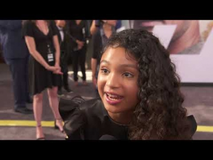 """Eliana Sua arrives at the """"Hobbs and Shaw"""" Premiere"""