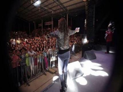 America Sierra en Jalpan, Querétaro #OnTour\n\nEntra aquí...http://youtu.be/8BdXCqe_IWg