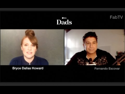 """DADS"" interview with director ""Bryce Dallas Howard"""