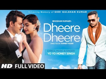Dheere Dheere Se Meri Zindagi ( by shohug )Video Song (OFFICIAL) Hrithik Roshan, Sonam Kapoor