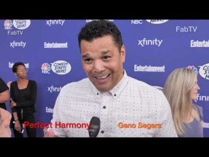 "Geno Segar of ""Perfect Harmony""  NBC  Comedy Starts Here   FabTV"