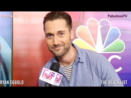 Ryan Eggold talks about The Blacklist on Fabulous TV