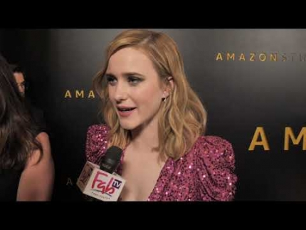 "Rachel Brosnahan at the ""GOLDEN GLOBES 2020""  ""The Marvelous Mrs. Maisel"""