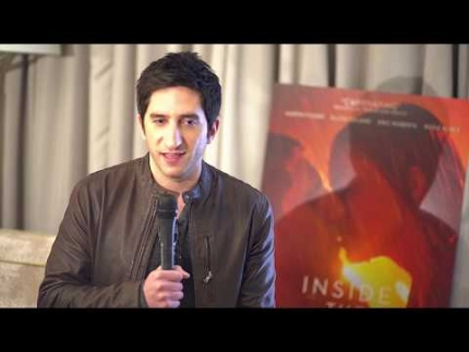 """""""Inside The Rain"""" with director Aaron Fisher"""