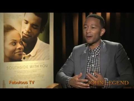 John Legend on 'Southside with You' with FabulousTV