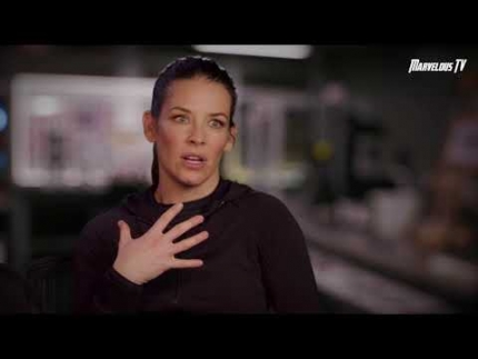 EXCLUSIVE: 1:1 Ant Man & The Wasp  with Evangeline Lilly