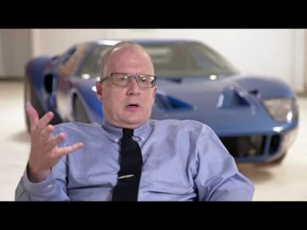 "Tracy Letts - ""Henry Ford II"" about ""Ford v Ferrari"""