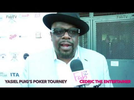 Cedric the Entertainer talks about The Last O.G. on FabTV