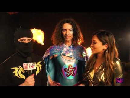 """Ninja Sex Party """"Orgy for One""""  EXCLUSIVE Interview FabTV"""