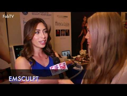 """ EMSCULPT""  at the Daytime EMMY gifting suites"