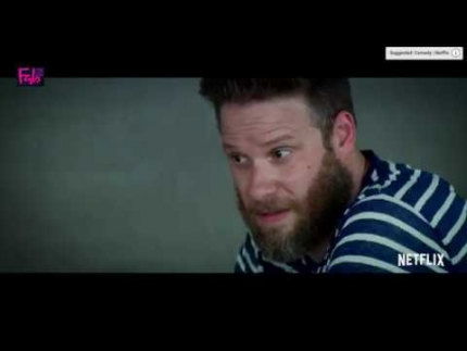 "Seth Rogen discusses ""Like Father"" film he co-stars on Netflix"