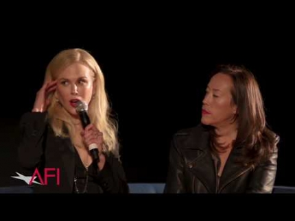 "Nicole Kidman & director Karyn Kusama  ""Destroyer"""