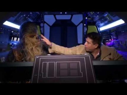'Solo' A Star Wars story with Joonas Suotamo