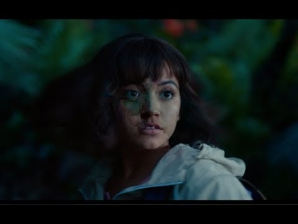 """Dora and the Lost City of Gold""   Isabela Moner"