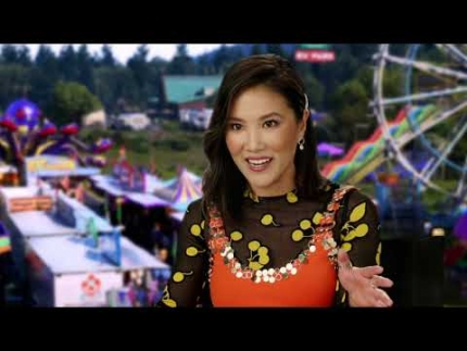 "TOY STORY 4   Ally Maki  ""Giggles McDimples"""
