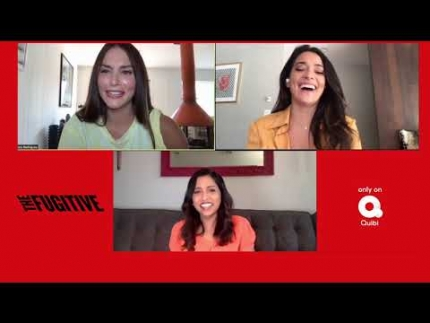 Genesis Rodriguez, Tiya Sircar, and Natalie Martinez - The Fugitive