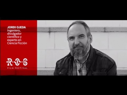 Interview with Jordi Ojeda about robots and science fiction cinema