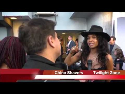 "China Shavers  the new ""Twilight Zone""  premiere"