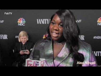 "The super talented 'Alex Newell'  ""Zoey's Extraordinary Playlist"""