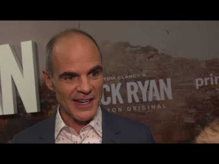 """JACK RYAN""  WORLD PREMIERE of 'Season 2' with Michael Kelly"