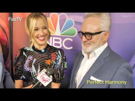 """Perfect Harmony"" with Bradley Whitford & Anna Camp"