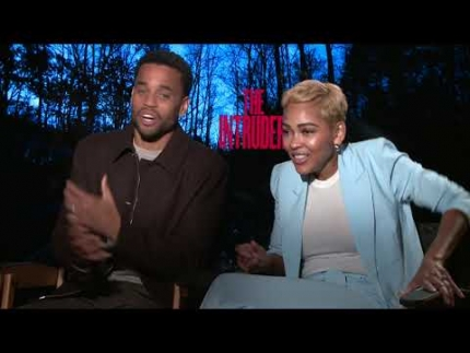 """The Intruder""  Meagan Good & Michael Ealy"