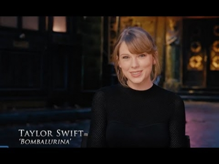 "Taylor Swift ""CATS"""
