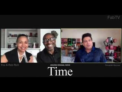 "Fox & Rob Rich ""TIME"" interview   - Amazon Prime"