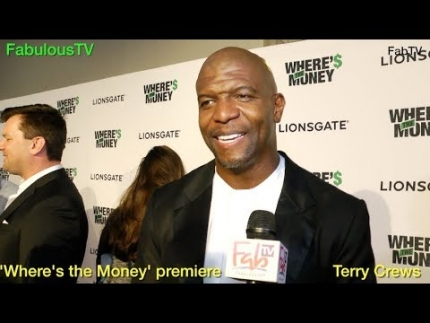'Where's the Money' premiere with Terry Crews on FabulousTV