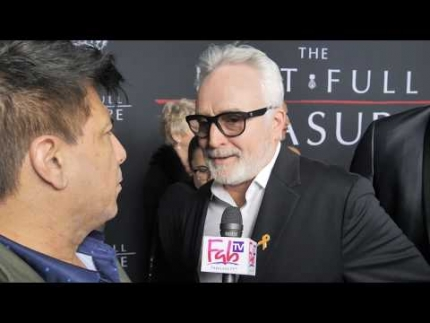"Bradley Whitford arrives at ""The Last Full Measure"" world..."