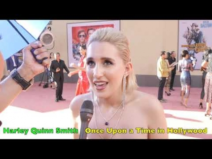 "Harley Quinn Smith at the ""Once Upon a Time in Hollywood"" premiere"