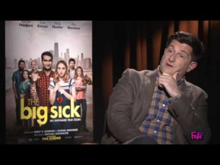 Michael Showalter talks with FabTV about 'The Big Sick'